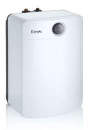 Touch Round Chroom 4-in-1 Elektronisch met Boiler Combi-XL